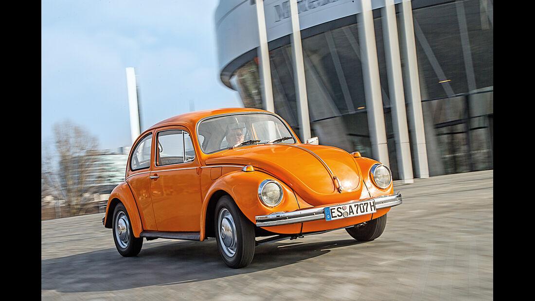 VW 1302, Frontansicht