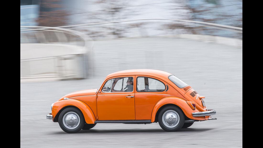 VW 1302, Seitenansicht