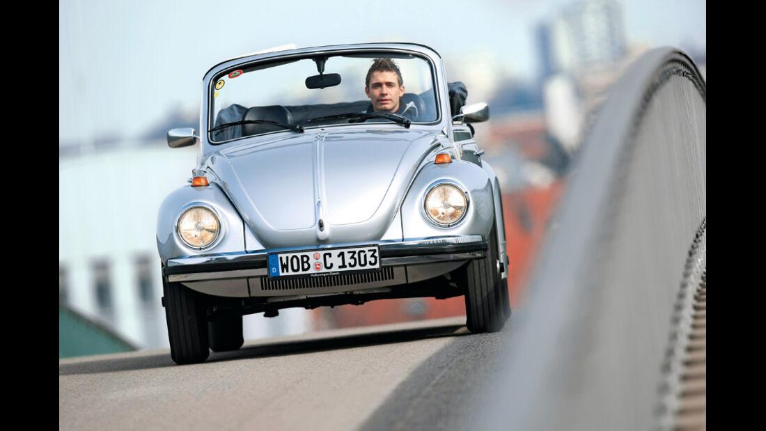 VW 1303 Cabrio, Frontansicht