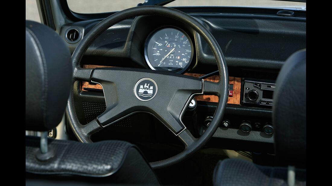 VW 1303 Cabriolet Amaturen