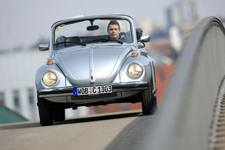 VW 1303 Cabriolet Front