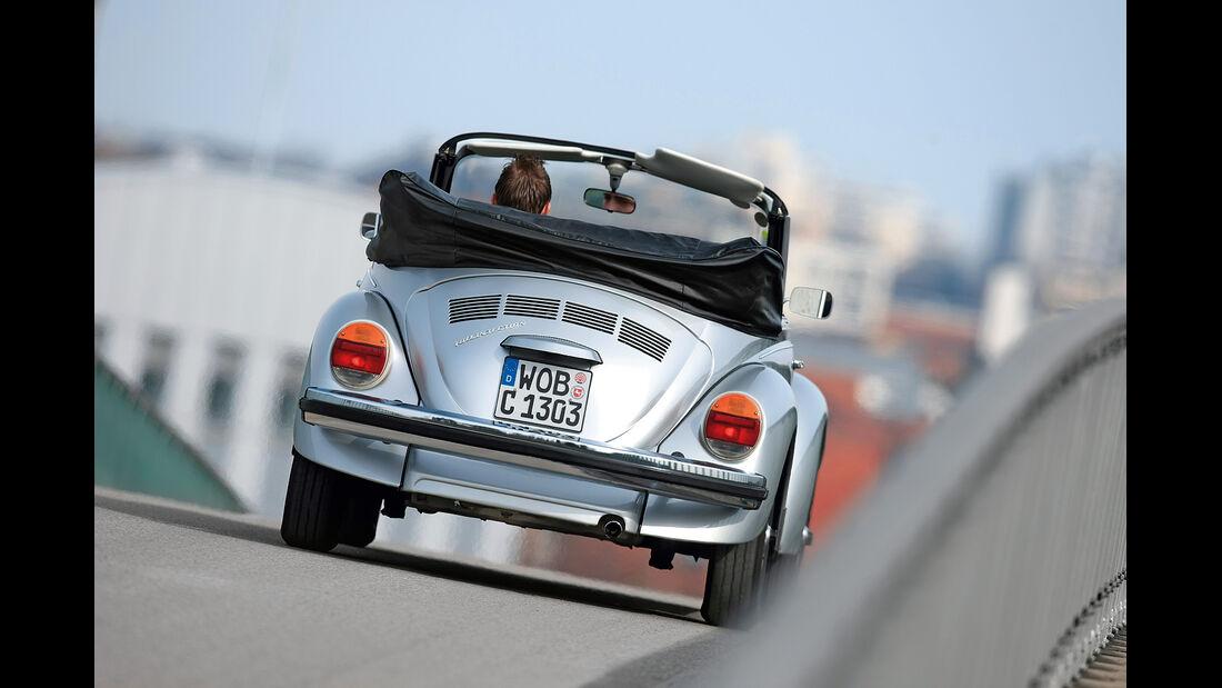 VW 1303 Cabriolet Heck