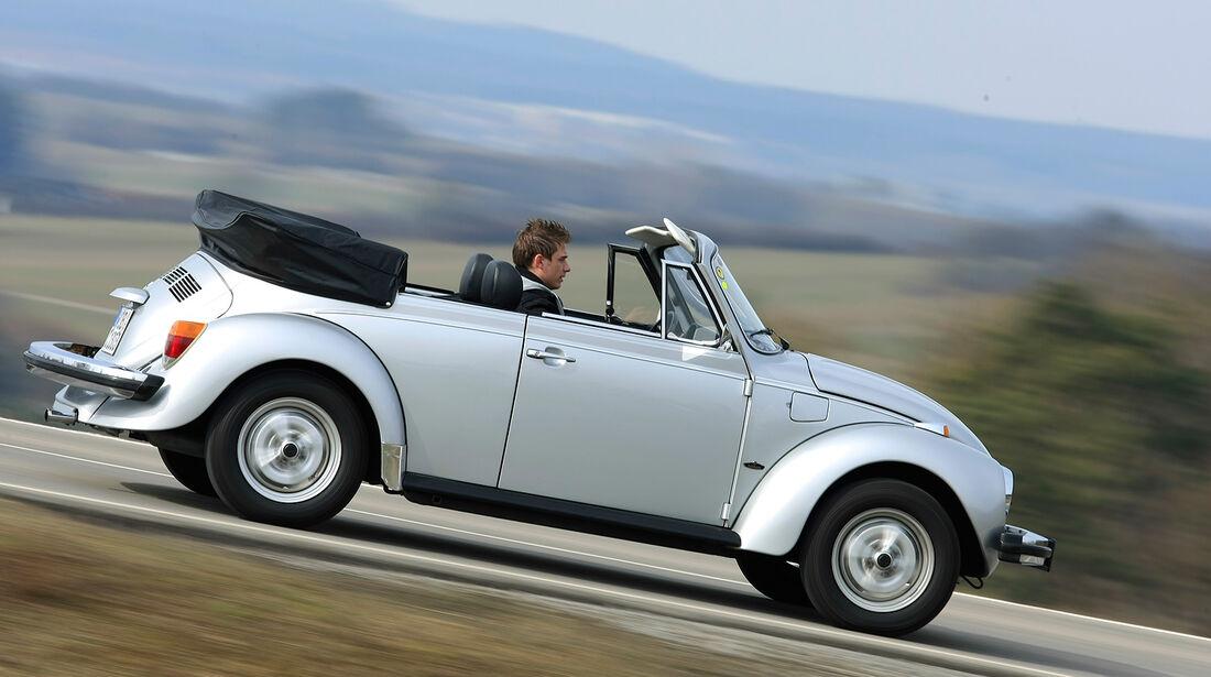 VW 1303 Cabriolet Seite