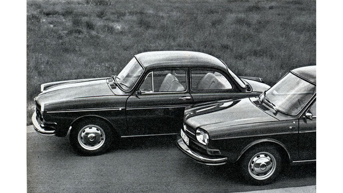 VW, 1600, IAA 1969