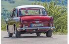 VW 1600 Typ 3, Heckansicht