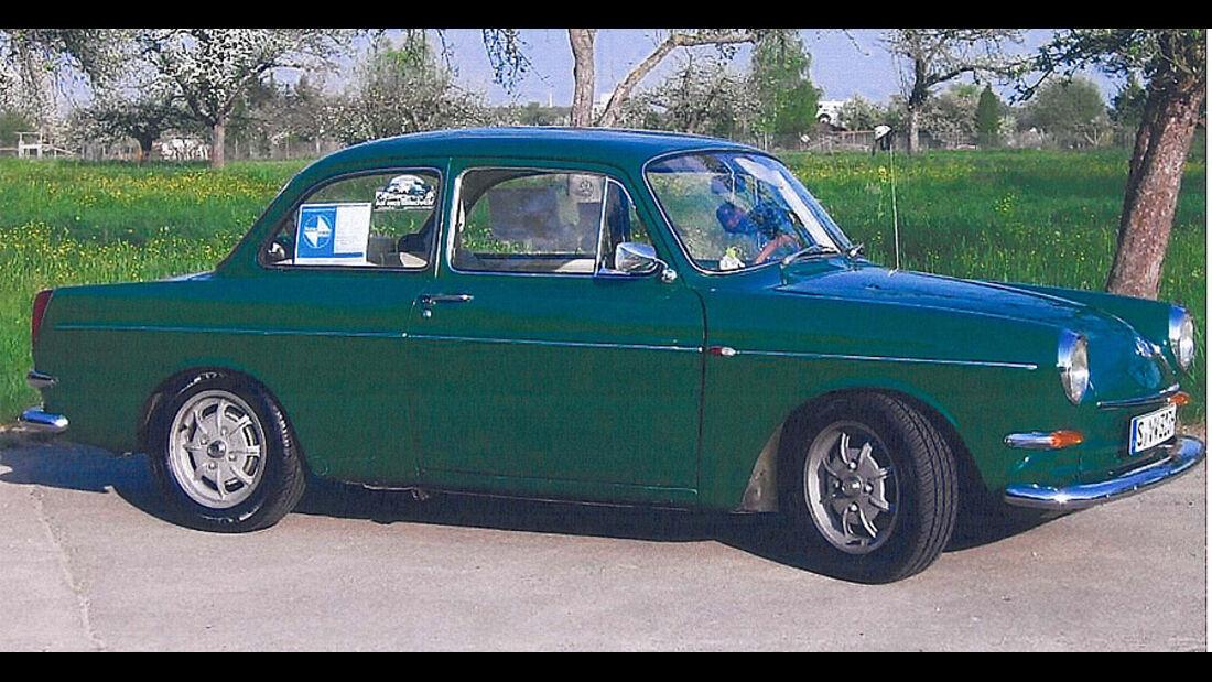 VW 1600 Typ3