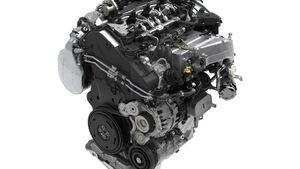 VW 2.0 TDI Motor EA288 evo