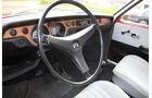 VW 411 LE, Cockpit