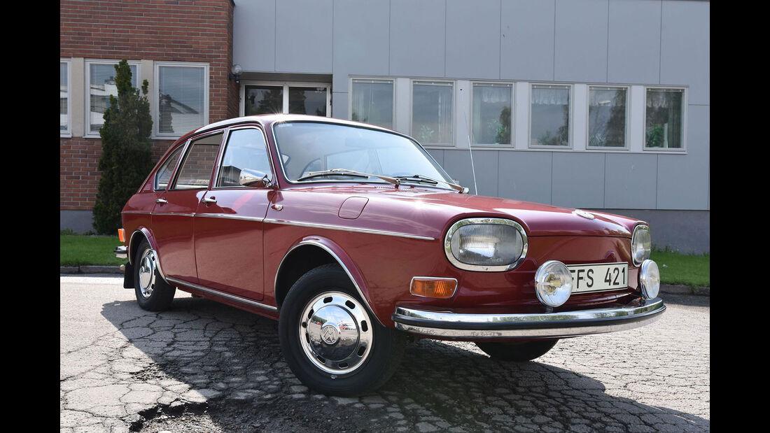 VW 411 Limousine (1969)