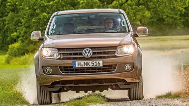 VW Amarok 2.0 BiTDI 4Motion Automatik Test