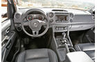 VW Amarok 2.0 BiTDI Highline, Cockpit