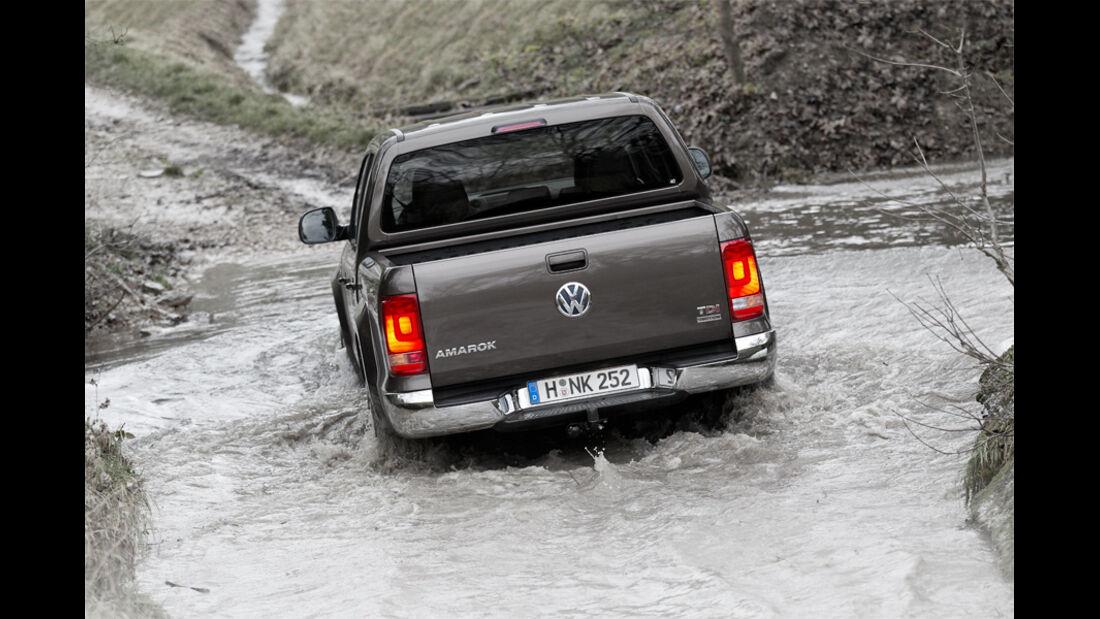 VW Amarok 2.0 TDI 4Motion