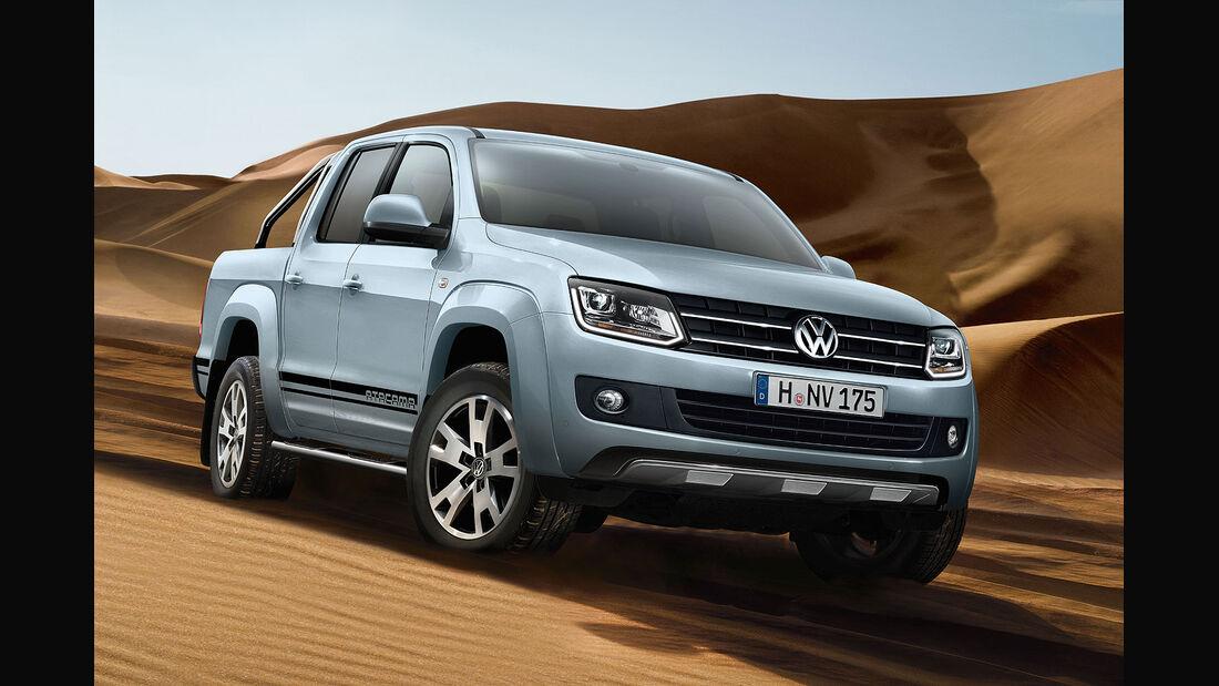 VW Amarok Atacama Sondermodell