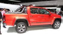 VW Amarok Canyon Autosalon Genf 2012, Messe