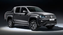 VW Amarok Dark Label Sondermodell