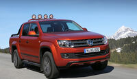 VW Amarok Double Cab 2.0 BiTDI 4Motion Canyon, Frontansicht