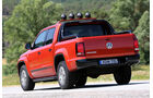 VW Amarok Double Cab 2.0 BiTDI 4Motion Canyon, Heckansicht