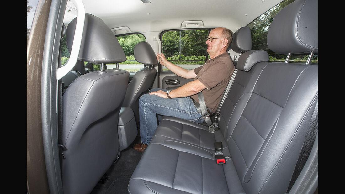 VW Amarok Double Cab 2.0 BiTDi 4Motion BM T Highline