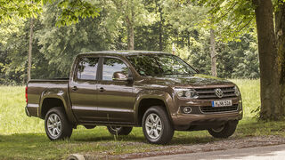 VW Amarok Double Cab 2.0 BiTDi 4Motion BM T Highline