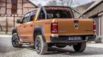 VW Amarok Exterieur