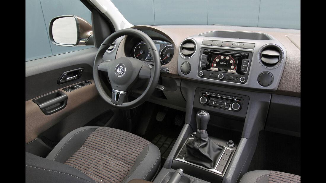 VW Amarok Highline Modelljahr 2015