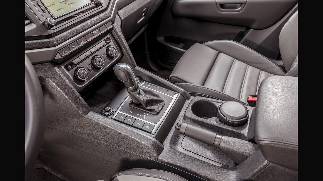 VW Amarok Interieur