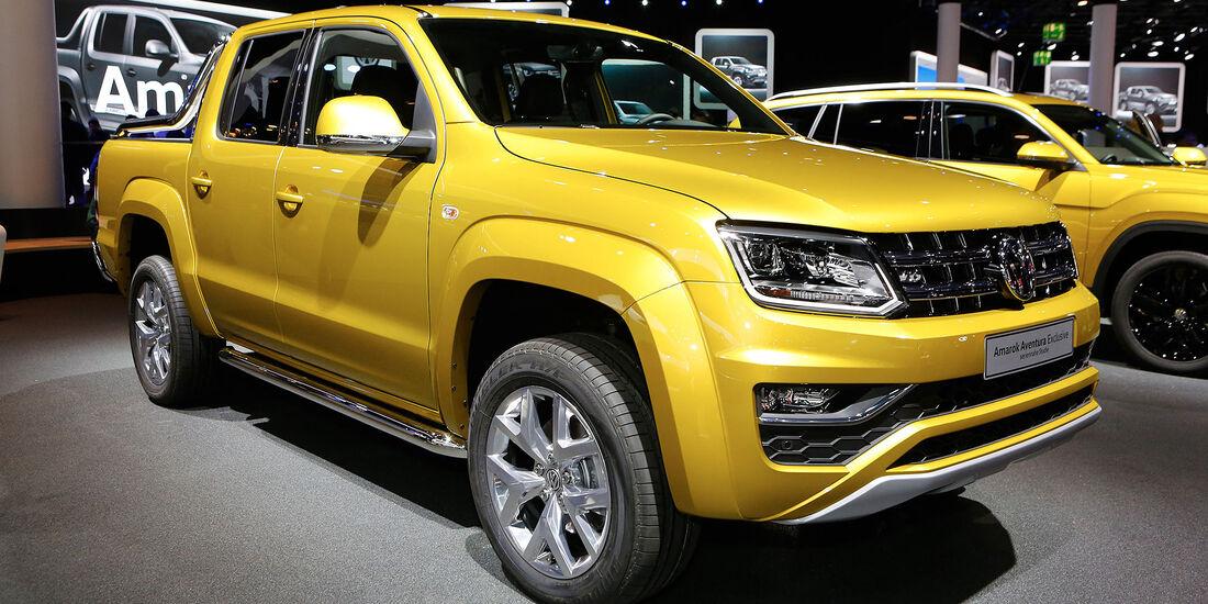 VW Amarok Konzept Aventura Exclusive