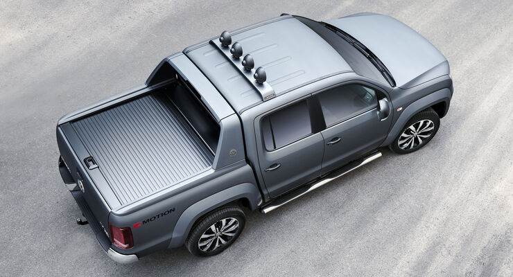 VW Amarok Showcar IAA