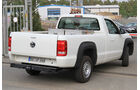 VW Amarok Single Cab Erlkönig