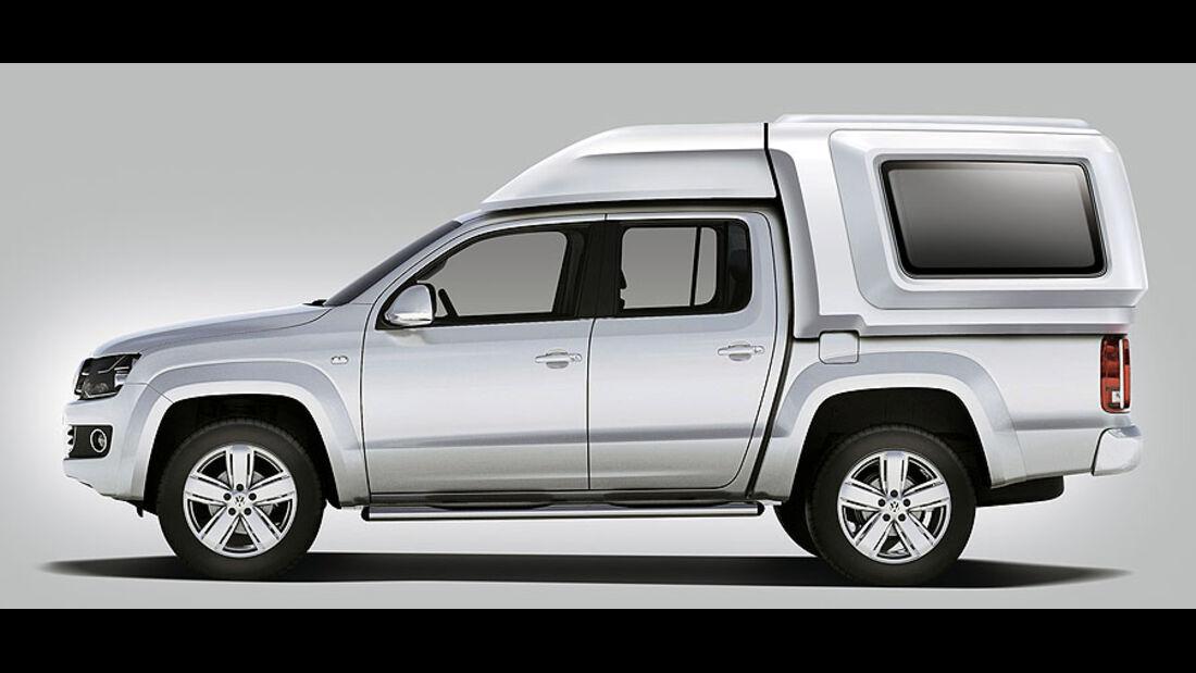 VW Amarok Tuning