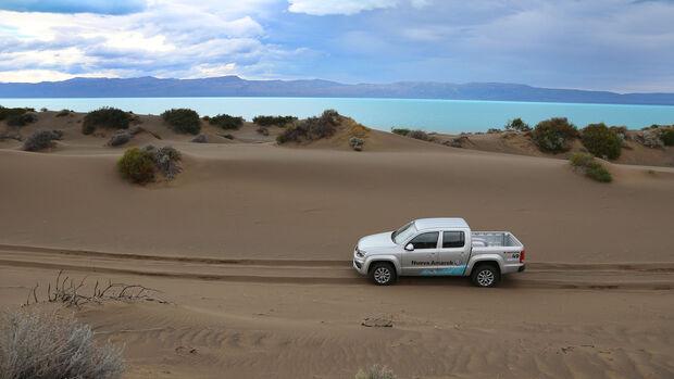 VW Amarok V6 Fahrbericht Argentinien / Patagonien 2016