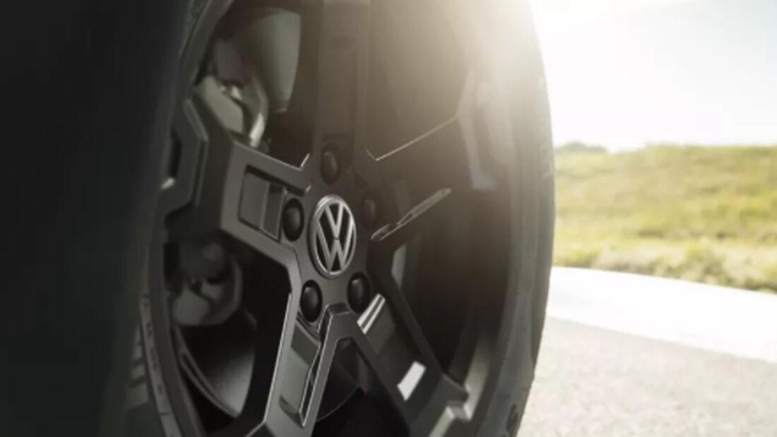 VW Amarok W580S