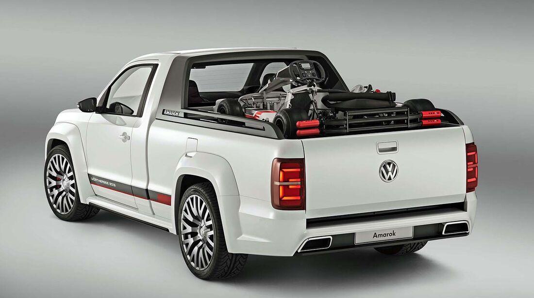 VW Amarok Wörthersee V6 TDI 2013