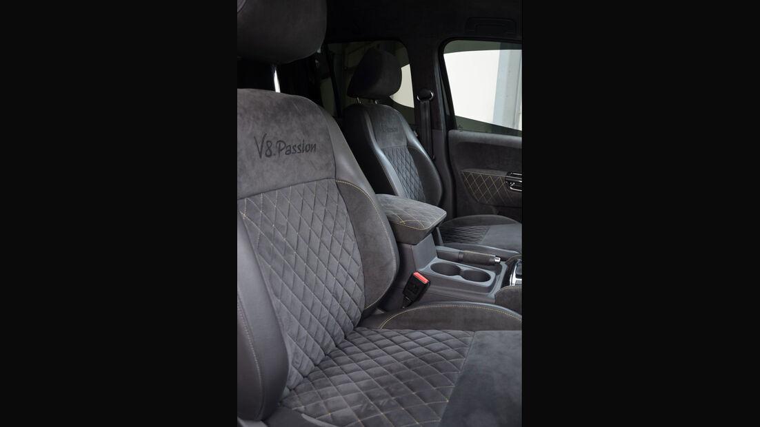VW Amarok by MTM und DIRKS Autosalon Genf