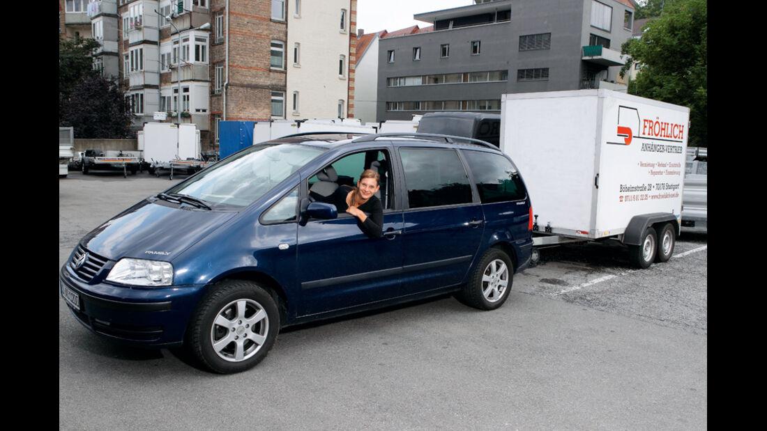 VW, Anna Matuschek, Anhänger