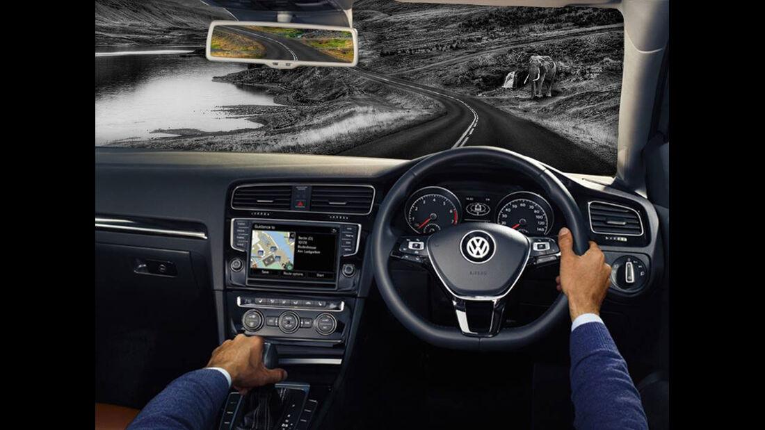 VW - Aprilscherz 2015