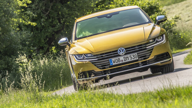 VW Arteon 2.0 TSI 4Motion, Exterieur
