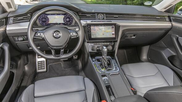 VW Arteon 2.0 TSI 4Motion, Interieur