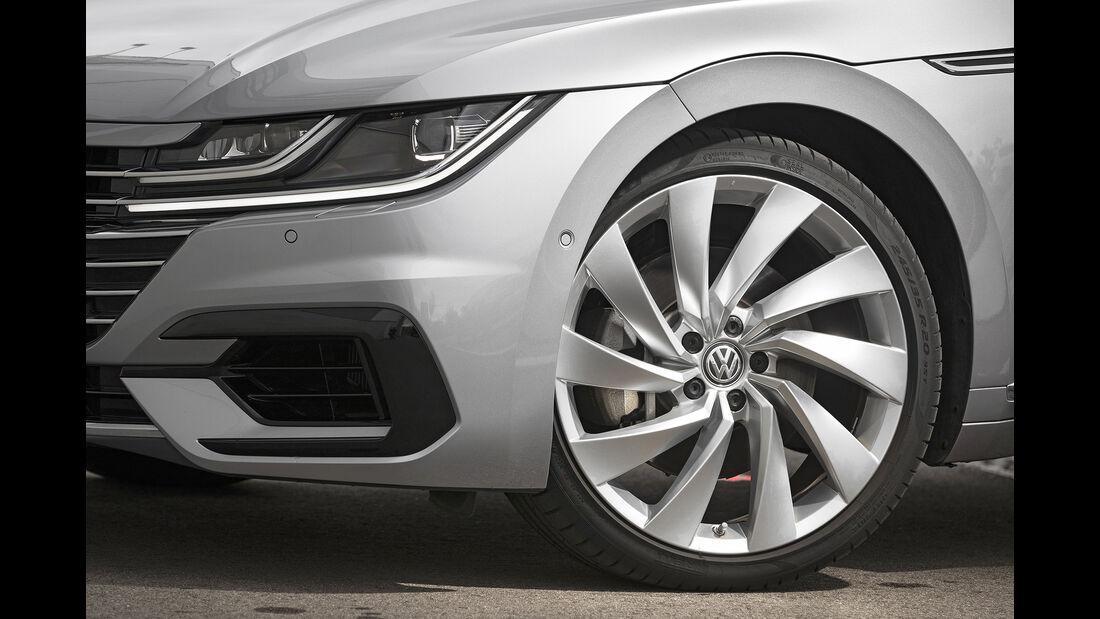 VW Arteon 2.0 TSI, Exterieur, Felge