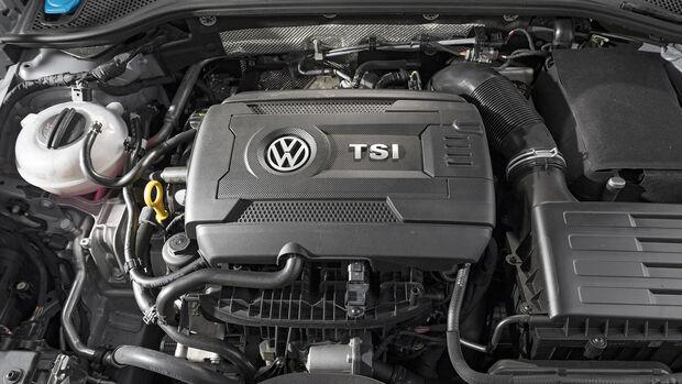 VW Arteon 2.0 TSI, Exterieur, Motor