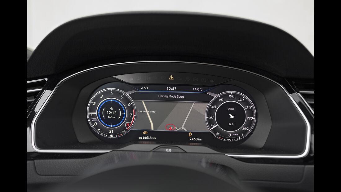 VW Arteon 2.0 TSI, Interieur