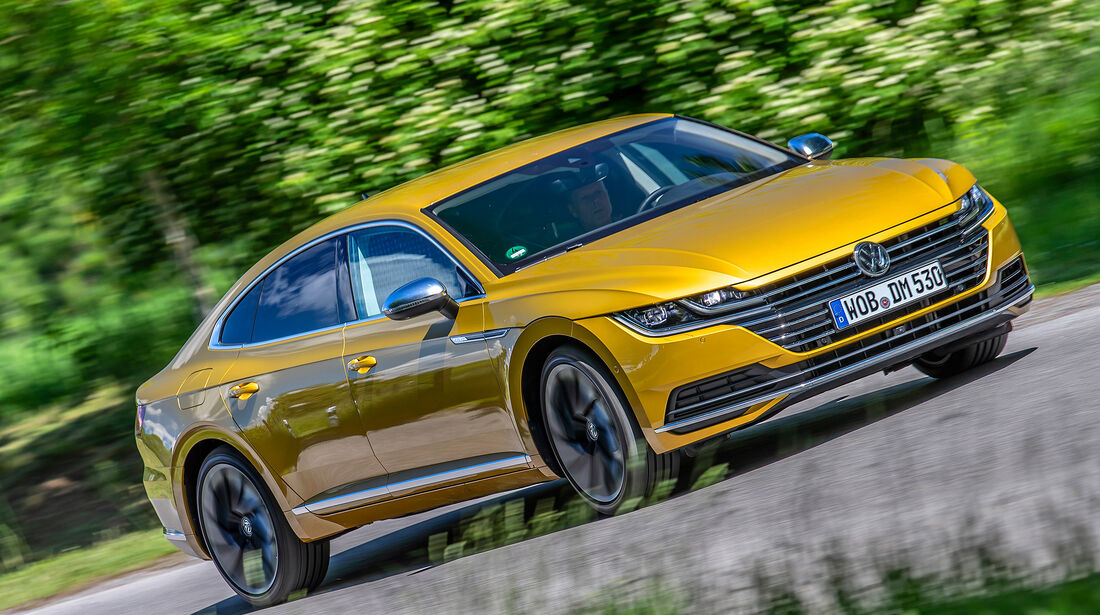 VW Arteon 2.0 TSI - Serie - Limousinen bis 75000 Euro - sport auto Award 2019