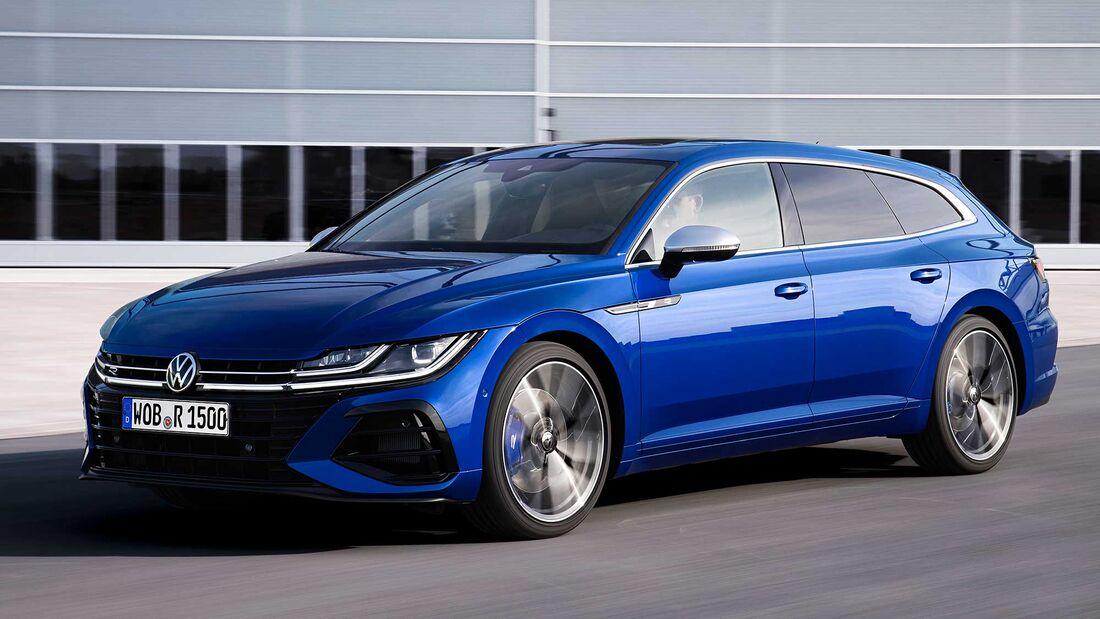 VW Arteon (2020) Shooting Brake