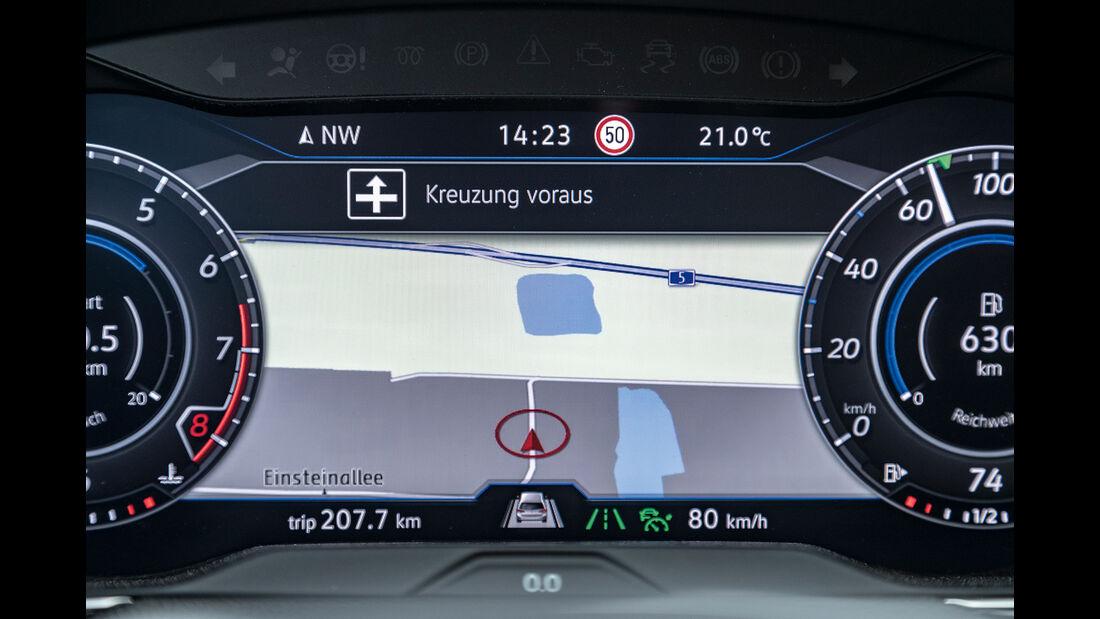 VW Arteon ACC