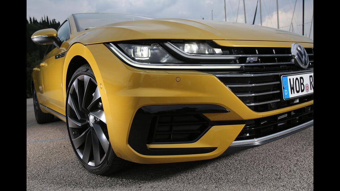 VW Arteon Details