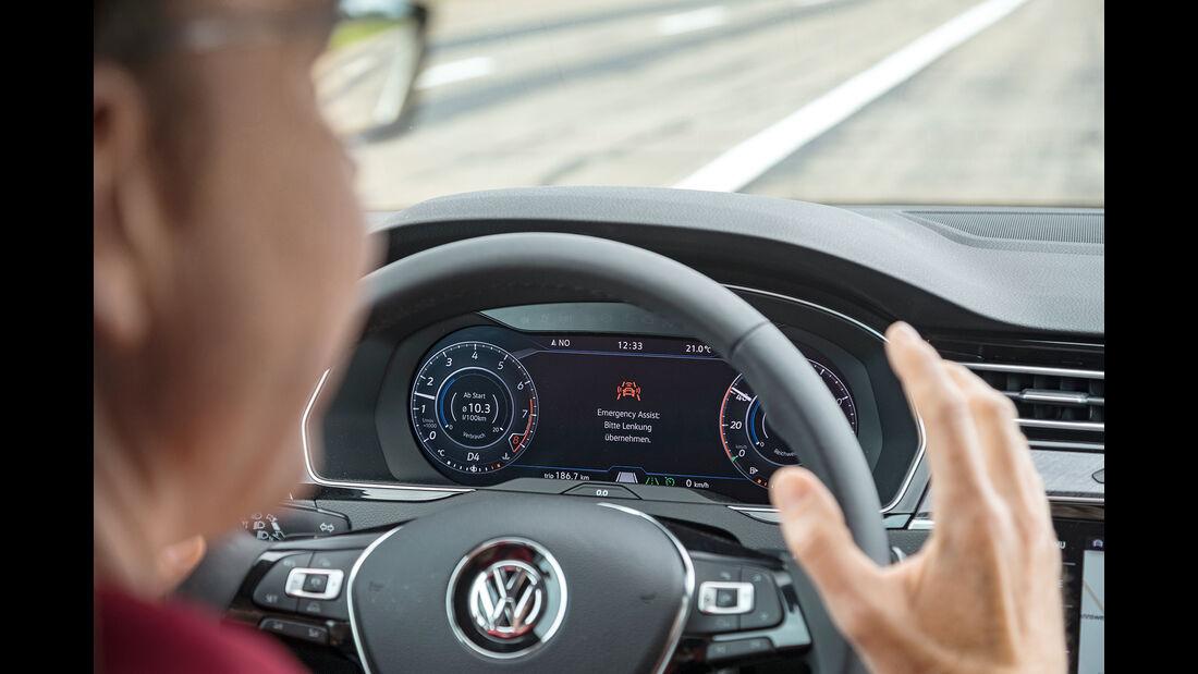 VW Arteon Emergency Assist 2.0