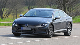 VW Arteon Erlkönig