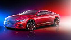 VW Arteon Facelift 2020