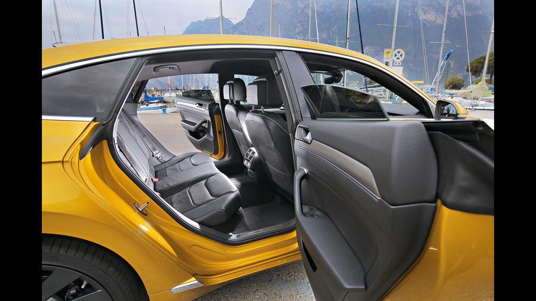 VW Arteon Fond