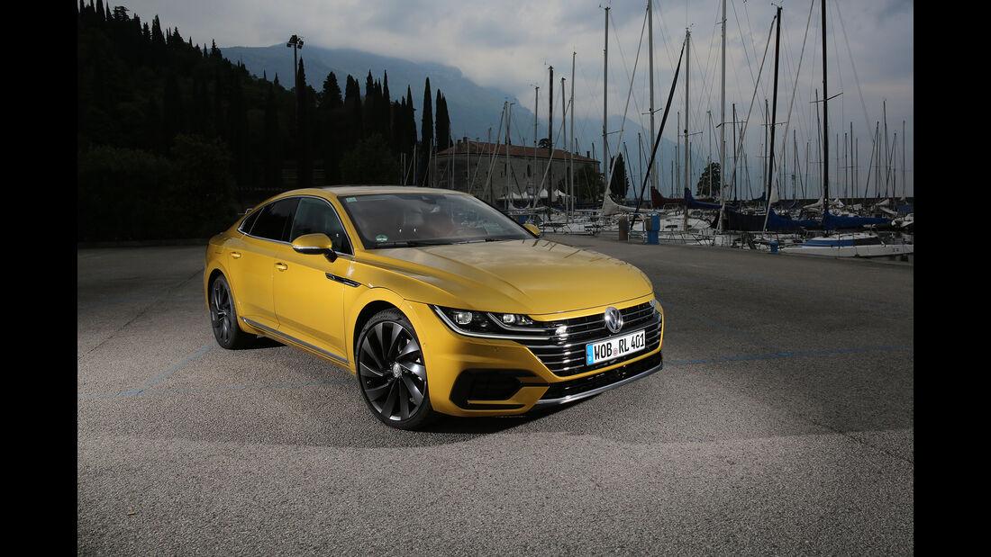 VW Arteon Front